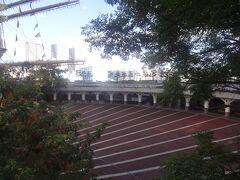 東海汽船乗り場 1階です。