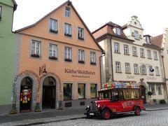 1年中、クリスマス商品を売っているケーテ・ヴォールファールト。ローテンブルクで一番にぎわっているお店と言っても過言ではない。