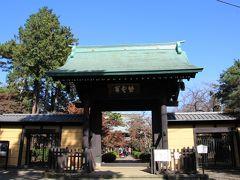 豪徳寺山門