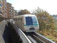 山万ユーカリが丘線、女子大駅からこれに乗って移動、次は志津と臼井の境目あたりにある、上座公園を紹介。 ここまで11月14日取材。