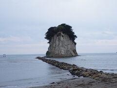 続いては軍艦島。