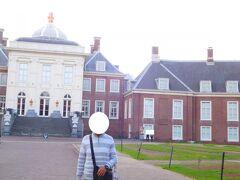 パレスハウステンボスへ オランダの宮殿を忠実に再現した物
