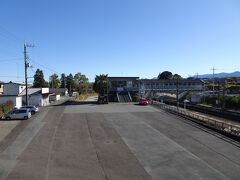 松井田駅からJR信越本線で高崎へ