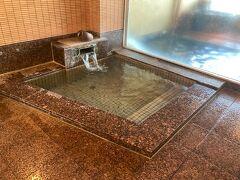 風呂に浸かります。 他にお客さんいらっしゃらなかったので写真を撮りました。