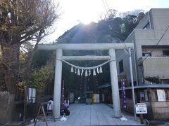 遠見岬神社。