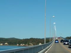 海鮮丼の後は能登島へ向かってドライブ。 天気も良くて最高!