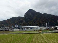 大仁駅のランドマーク:城山209.0m