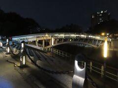 【ライトアップの河堤公園をポタリング 高雄 2020/11/26】  ライトアップの河堤公園をポタリング。ライトアップされた橋は綺麗でした。