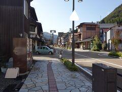 朝のゆげ街道