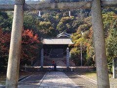 沼名前(ぬなくま)神社。地元では「ぎおんさん」と呼ばれている。