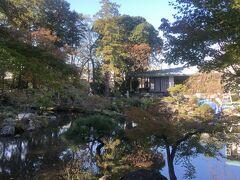 隆泉苑庭園。
