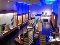 常設展では歴史や暮らしに関する資料を展示していた。企画展では雪舟の天橋立図をメインにこの名勝が歴史上どのように描かれていたのかを知る展示があった。