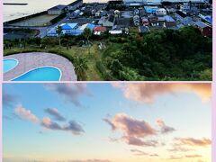 ホテル&リゾーツ和歌山串本 和歌山県串本町は、本州最南端の地。 トルコのエルトゥールル号が岩礁に乗り上げ沈没し、580余名が遭難。 紀伊大島住民の救難活動により、69名の命が助けられた話は、映画化もされたので有名ですね。 私は鈴木光司さんの小説を読み、トルコ人が親日家であること知りました。 で~トルコ旅行にも行ったわけで… まさか、その地に来ることができるなんて。  ただ、紀伊大島は、ホテルから遠目に眺めただけ。 トルコ記念館や、軍艦遭難慰霊碑、トルコ建国の父アタチュルクの像も見れず仕舞い。  7:50 ホテルを出発 那智の滝に向かいます。