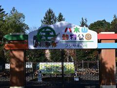 帰りも八木山動物公園東門からです。