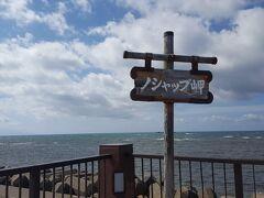 ノシャップ岬に行きました