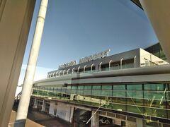 釧路空港に到着しました!  最後に行った北海道が釧路だったので、この空港も3年ぶりです。