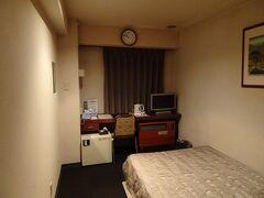 翌朝早いので、静岡駅近くのホテルで前泊。当日予約で3340円がGo toで2171円。地域共通クーポンも貰えたので実質1000円ちょっと。
