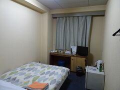 甲府駅近くのホテルで宿泊。1泊朝食付で4400円がGo toで2860円。