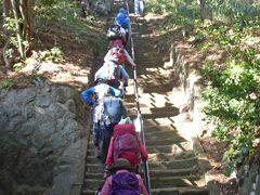 300段以上の急登