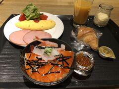 函館国際ホテルの朝食バイキング