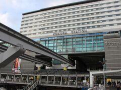 小倉駅の駅舎を見ます。 これは、いつだかのアメトーク鉄道芸人回でやっていたやつでは・・・