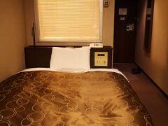 21時ごろに新潟駅到着。  そのままホテルへ。 今回はホテルサンルート新潟。 普通のビジネスホテル。古いけど清潔なので無問題。