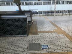 15:57  三島着  快適でした。(#^.^#)  グリーン車は階段の側だから便利