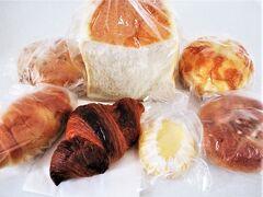 美味しそうなパンたちを購入^^  やっぱり塩ロール、美味しい☆   感想はクチコミ参照↓