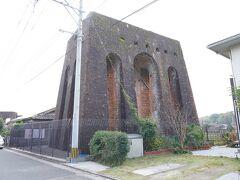 7.飯塚市。三菱飯塚炭鉱跡、だそうです。