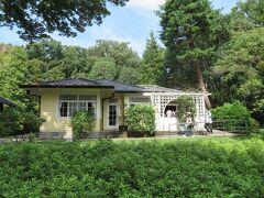 田園調布のイメージの家です コロナの影響で室内には入れませんでした