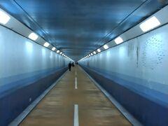 関門トンネル人道 (福岡門司側)