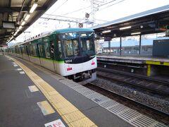 """お稲荷さんの後は、伏見稲荷駅から京阪電車で中書島(ちゅうしょじま)へ向かいます。  何があるかって? """"お酒""""です。 (^_-)-☆ 中書島即ち伏見は京都の酒どころ!! 昔、京都の住人だった人に、この町を教えてもらったんです。"""