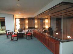 今日の宿 「赤倉温泉 香嶽楼」へ。  Goto利用で2名2食付きで14520円。地域クーポン4000円付きでした。