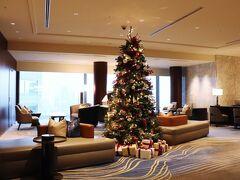 本日の宿は、ストリングスホテル東京インターコンチネンタル。