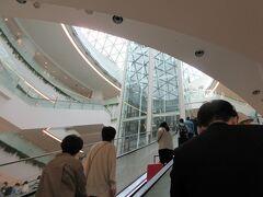 バスセンターからは地下鉄で福岡空港へ。4日ぶりに戻ってきました。