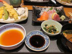 九州での最後の食事をじっくりと味わいました。。