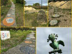 佐久島のお庭