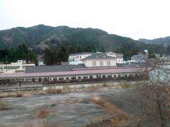 あれはJR日光駅