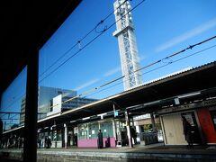 中央線・甲府駅
