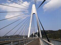 14:41 2つ目の橋の生口橋を渡ります