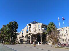 そこに今では素敵な文京区スポーツセンターが  建っています   中もとっても素敵ですよ