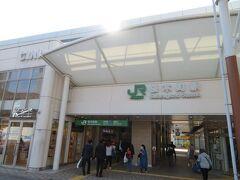 10月27日午後。 JR京浜東北・根岸線の桜木町駅にやって来ました。