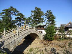 善通寺さんに来ました。  丸亀市の隣の善通寺市に鎮座しています。