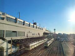 旅の始まりは埼玉県の「熊谷駅」から。