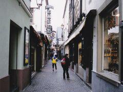 リューデスハイムの街並み
