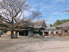 弘道館にやってきた。 比較的駅ちか