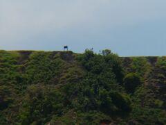 中山峠 前にあの看板からこの小港海岸を見下ろしたことがある。