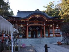 寄り道して時間をとってしまったが・・・長岡天満宮へ・・・ 言わずと知れた、菅原道真公を祀る神社。ここも人気のようで・・・それなりに混雑。 御朱印は社務所でいただけます。
