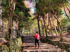 12:05 百済寺(ひゃくさいじ)到着 推古14年(606)に聖徳太子の誓願で建立されたお寺 ここでの滞在時間は55分