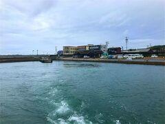 バイバイ、佐久島!いい島でした。  名古屋編へと続く…。